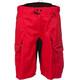 Zimtstern Tauruz Spodnie rowerowe Mężczyźni czerwony